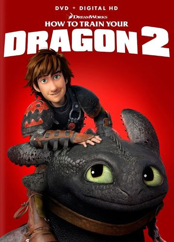 How to Train Your Dragon 2 [DVD] [2014] 5579172