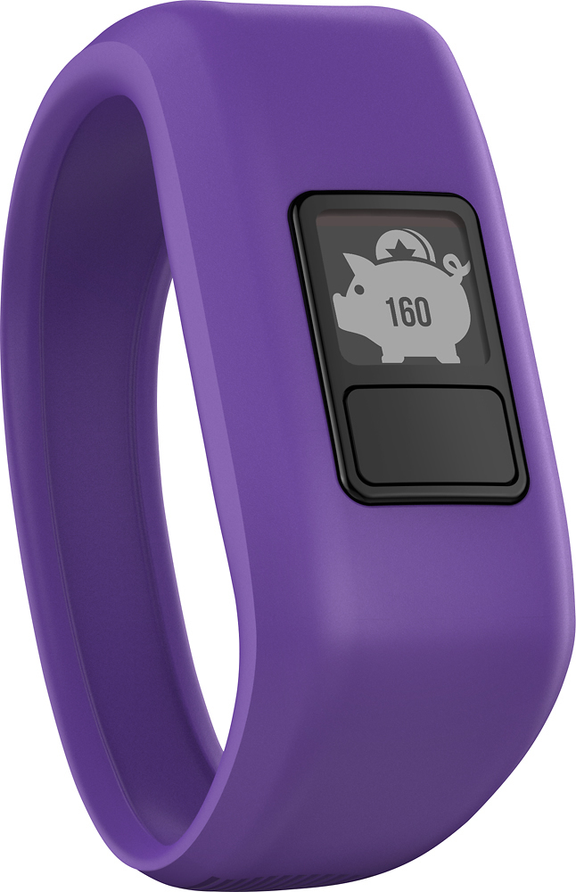 Garmin 010-01634-41 vivofit jr. Activity Tracker For Kids Purple