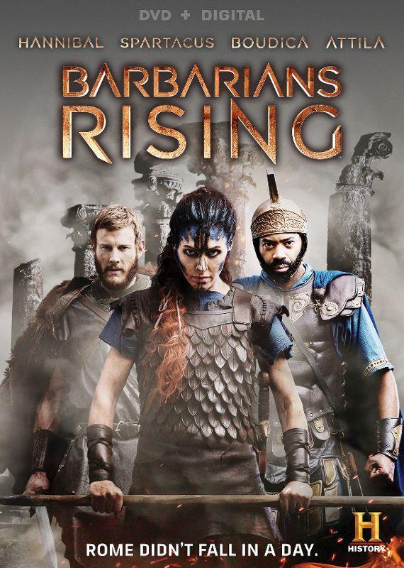 Barbarians Rising [2 Discs] [DVD] 5579285