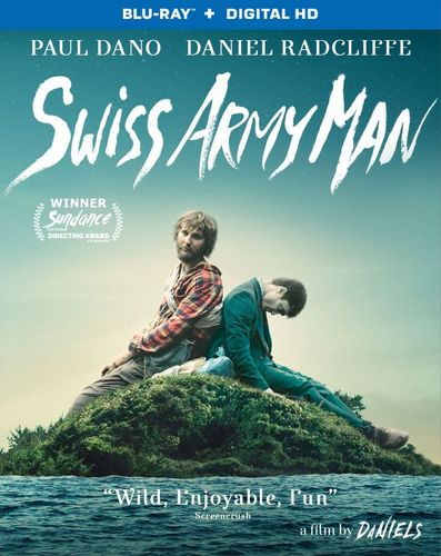 Swiss Army Man [Blu-ray] [2016] 5579297