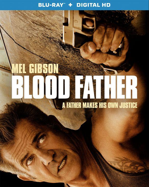 Blood Father [Blu-ray] [2016] 5579299