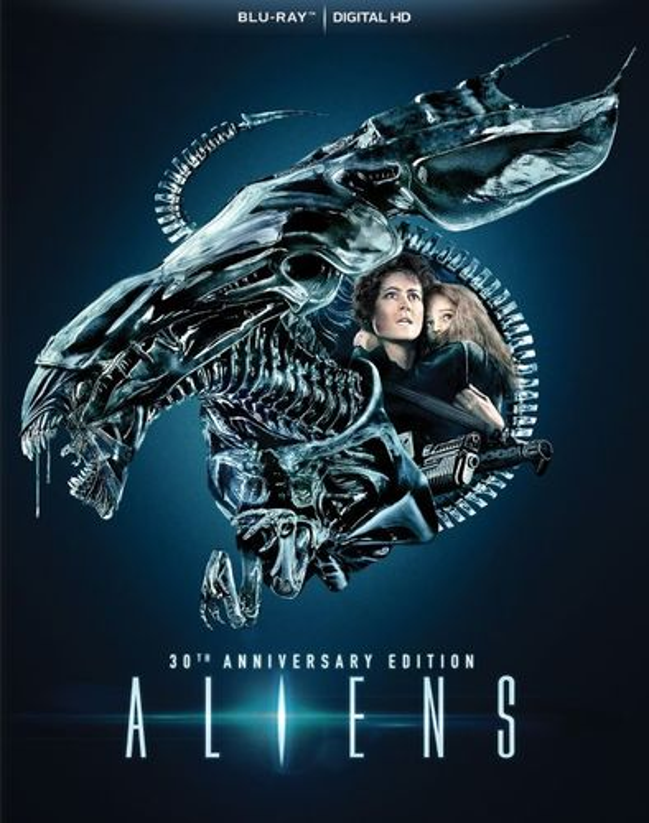 Aliens [30th Anniversary] [Blu-ray] [1986] 5579300
