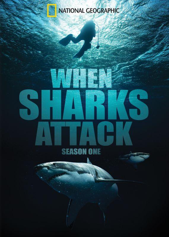When Sharks Attack: Season 1 [DVD] 5579303