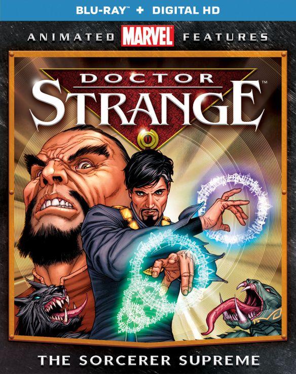 Doctor Strange: The Sorcerer Supreme [Blu-ray] [2007] 5579307