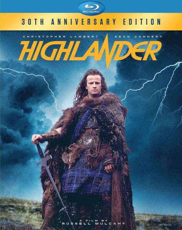 Highlander [30th Anniversary] [Blu-ray] [1986] 5579313