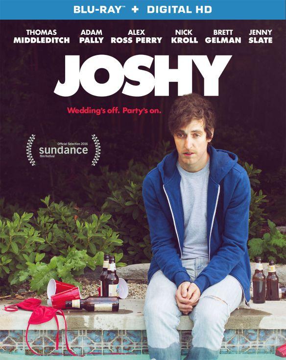 Joshy [Blu-ray] [2016] 5579316