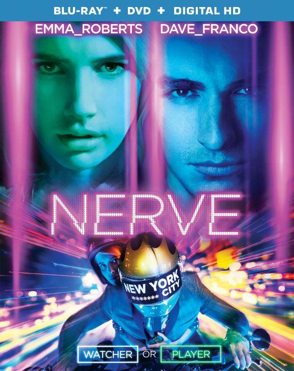 Nerve [Blu-ray/DVD] [2 Discs] [2016] 5579319
