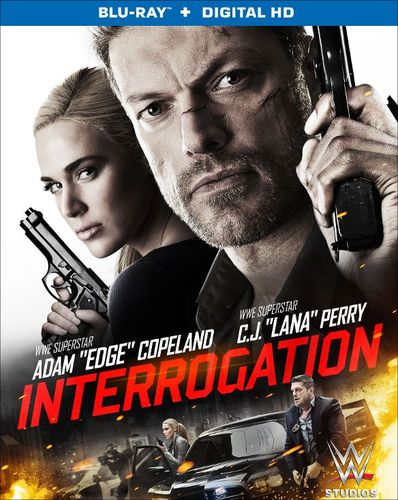 Interrogation [Blu-ray] [2016] 5579326