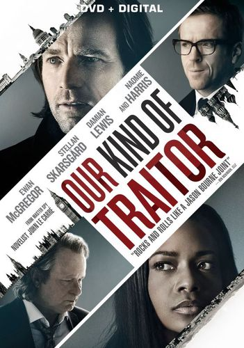 Our Kind of Traitor [DVD] [2016] 5579328
