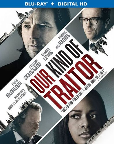 Our Kind of Traitor [Blu-ray] [2016] 5579342