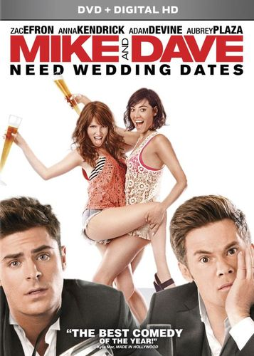 Mike and Dave Need Wedding Dates [DVD] [2016] 5579344
