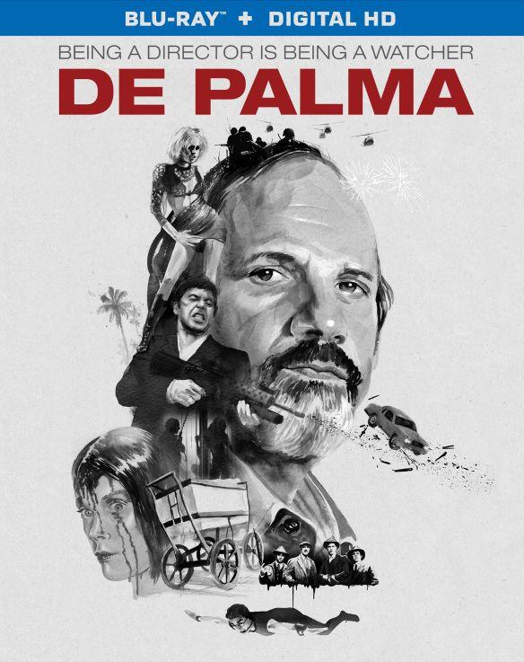 De Palma [Blu-ray] [2015] 5579346