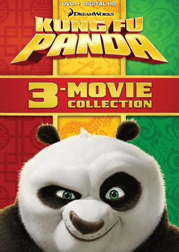 Kung Fu Panda: 3-Movie Collection [3 Discs] [DVD] 5579350