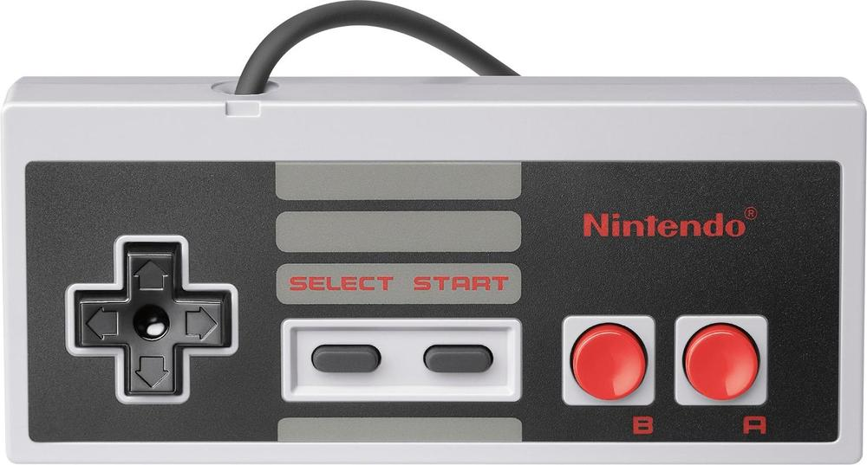 Nintendo NES Controller for Entertainment System: NES Classic Edition CLVACNES