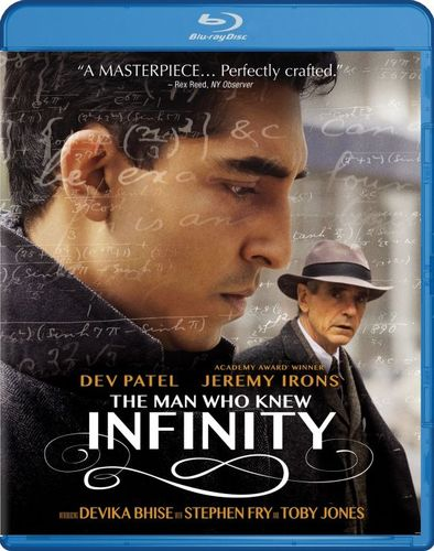 The Man Who Knew Infinity [Blu-ray] [2015] 5579496