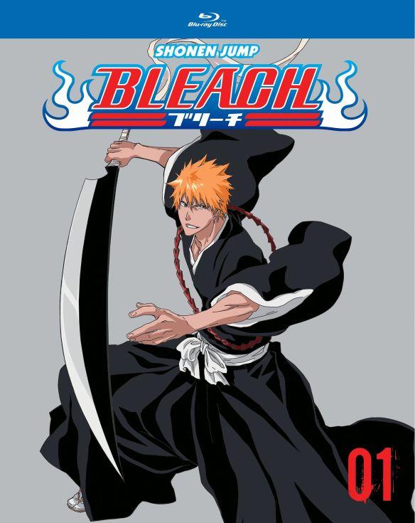 Bleach: Set 1 [Blu-ray] [4 Discs] 5579821