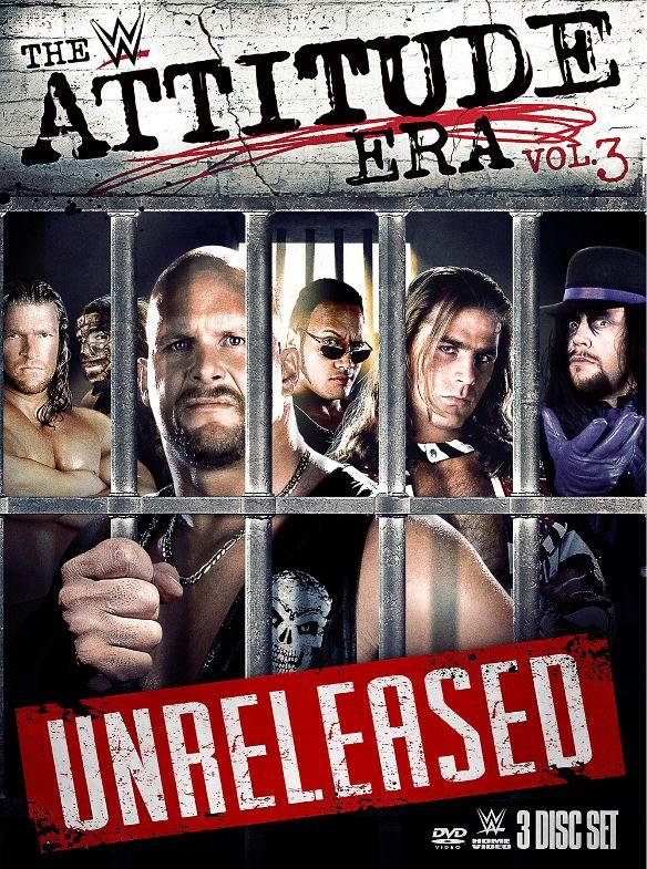 WWE: The Attitude Era, Vol. 3 [3 Discs] [DVD] [2016] 5579827