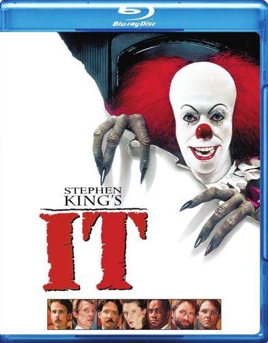 Stephen King's It [Blu-ray] [1990] 5579838