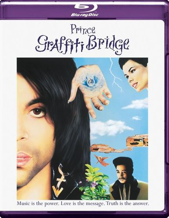 Graffiti Bridge [Blu-ray] [1990] 5580029