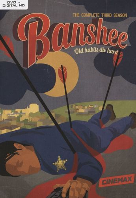 Banshee: The Complete Third Season [4 Discs] [DVD] 5580041
