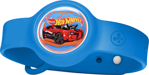 nabi - Compete Branded Hot Wheels Activity Tracker - Blue