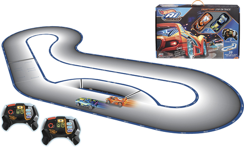 Mattel - Hot Wheels® Ai Starter Set - Multi