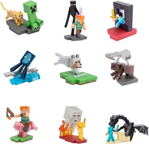 J!NX - Minecraft Craftables Series 1 - Blind Box 5580338