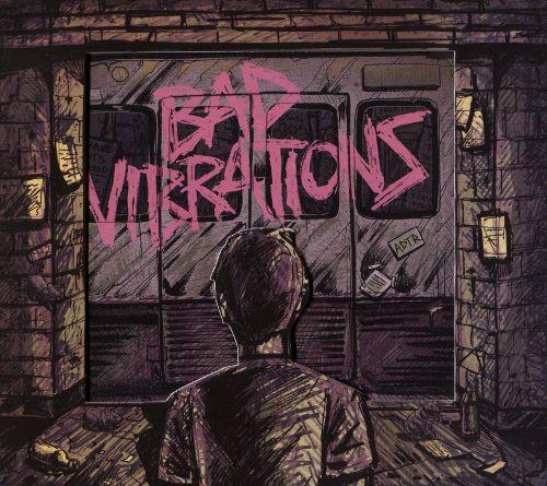 Bad Vibrations [CD] 5580600