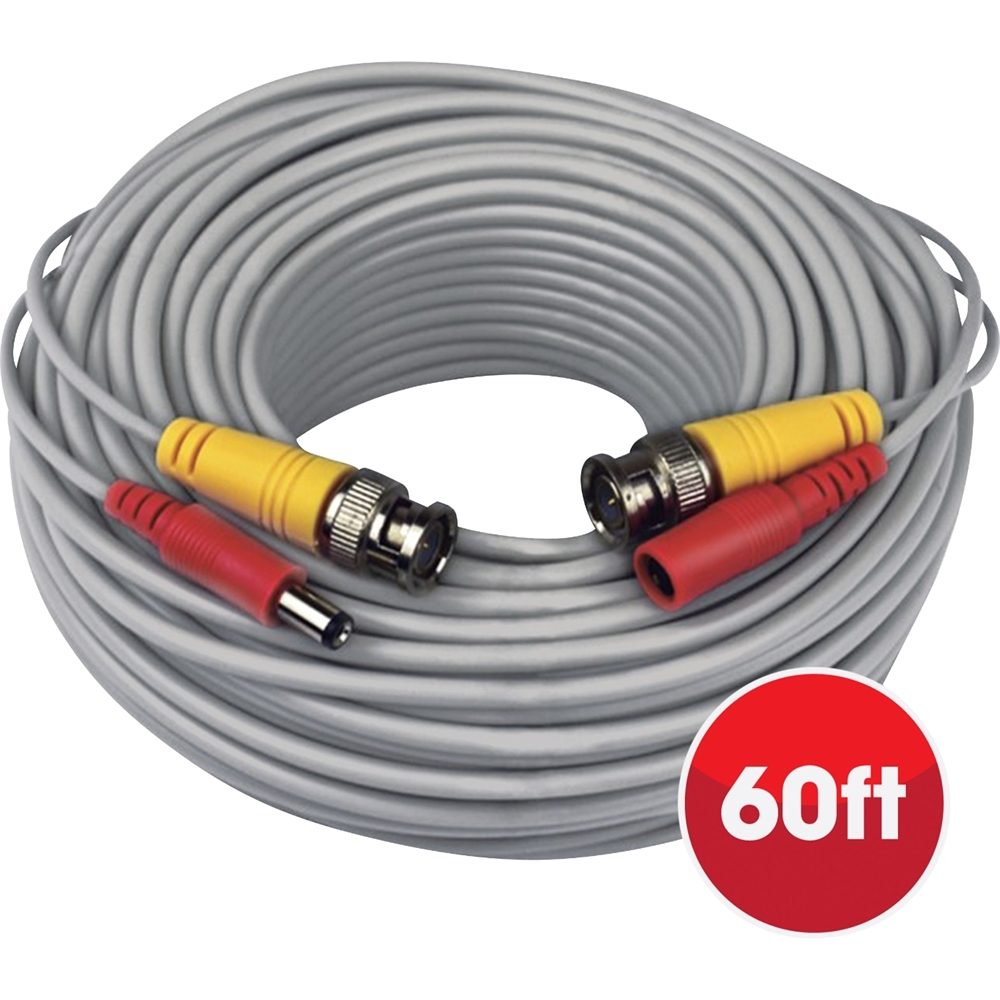 Defender 60' BNC/Power Extension Cable HDCBL60