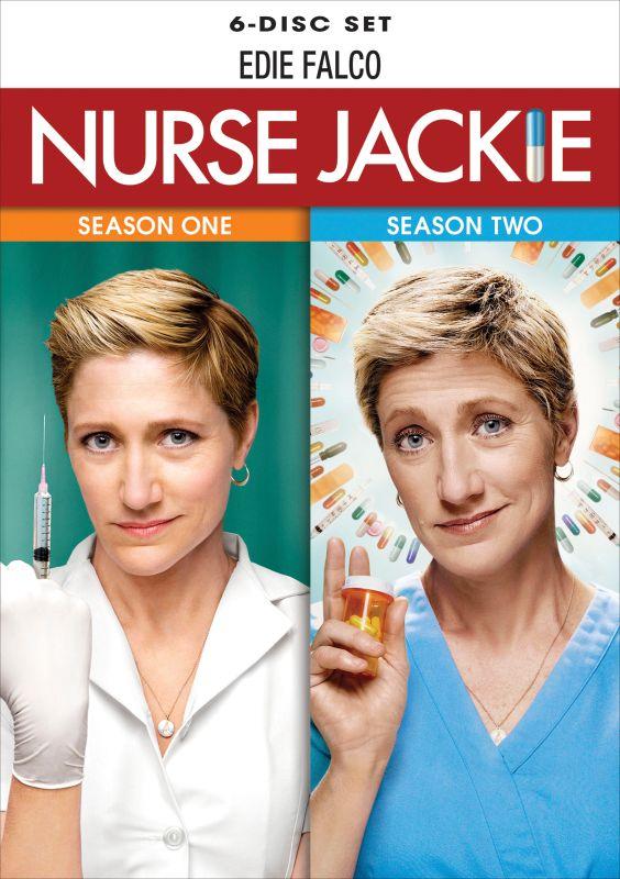Nurse Jackie: Seasons 1 and 2 [6 Discs] [DVD] 5580964