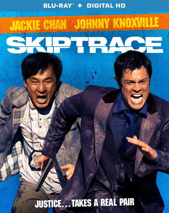 Skiptrace [Blu-ray] [2016] 5580965