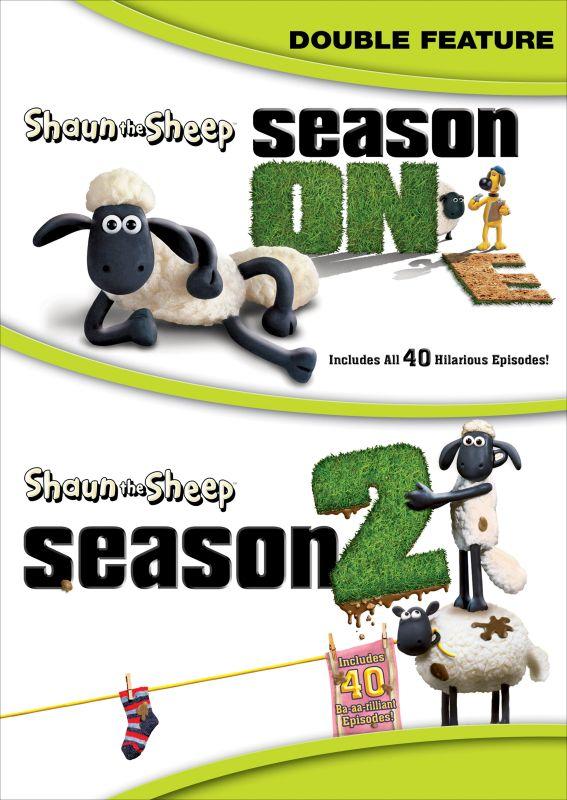 Shaun the Sheep: Seasons 1 and 2 [2 Discs] [DVD] 5580970