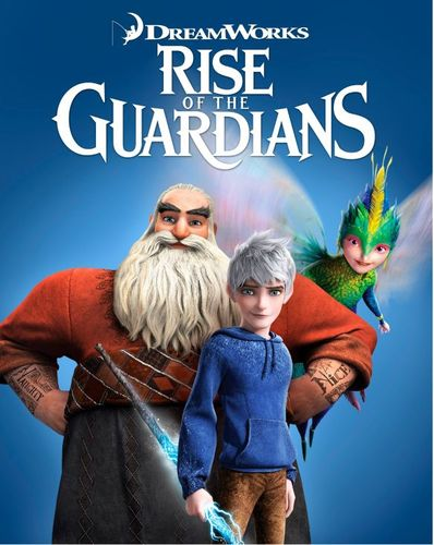 Rise of the Guardians [Blu-ray] [2012] 5580975