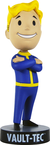 "Gaming Heads - FALLOUT 4: Vault Boy 111 Series One or Three 5"" Bobblehead"