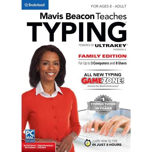 Mavis Beacon Teaches...