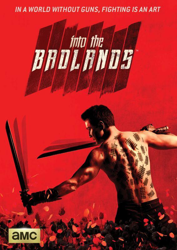 Into the Badlands: Season 1 [2 Discs] [DVD] 5581247