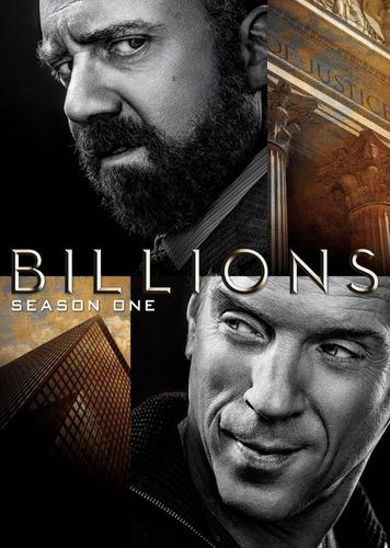 Billions: Season One [4 Discs] [DVD] 5581264
