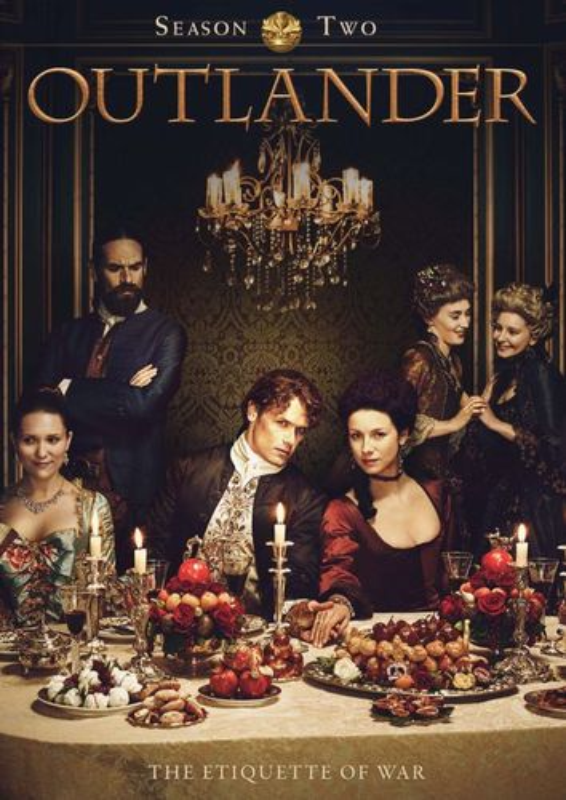 Outlander: Season Two [Blu-ray] 5581322