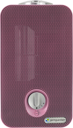 GermGuardian - Tabletop Air Purifier - Pink 5581503