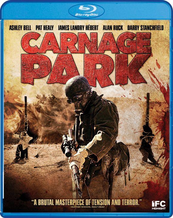 Carnage Park [Blu-ray] [2016] 5581519