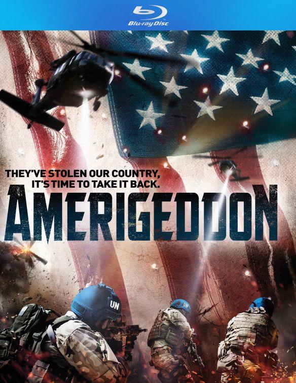AmeriGeddon [Blu-ray] [2016] 5581532