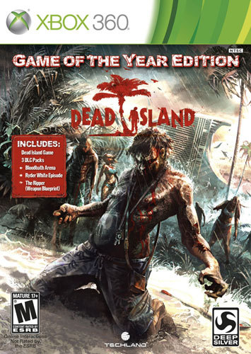 Dead Island Game of the Year Edition - Xbox 360