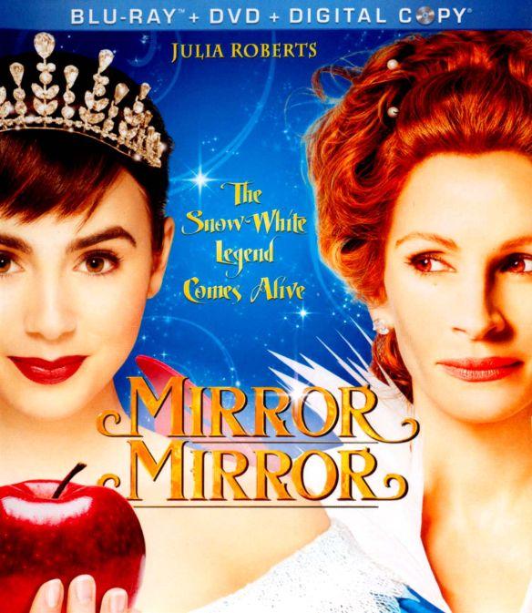 Mirror Mirror [Blu-ray] [2012] 5585272