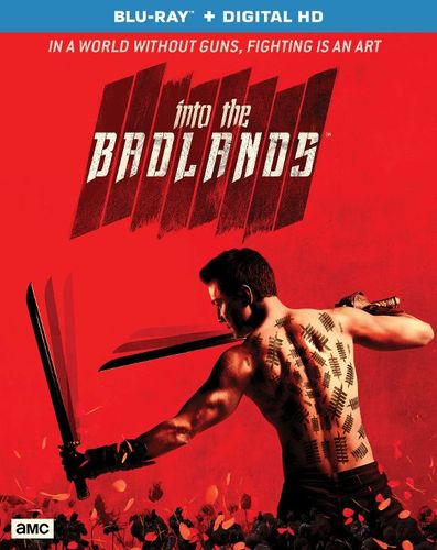 Into the Badlands: Season 1 [Includes Digital Copy] [UltraViolet] [Blu-ray] [2 Discs] 5586600