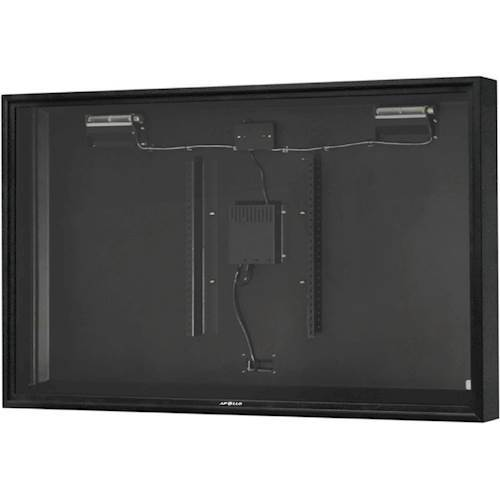 """Apollo Enclosures - Outdoor Weatherproof LCD TV Enclosure for 50"""" - 55"""" slimline LED/LCD TVs 5588013"""