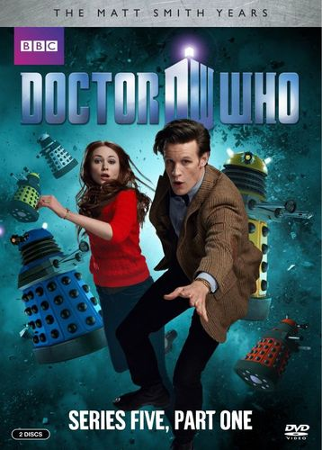 Doctor Who: Series Five - Part One [2 Discs] [DVD] 5588400