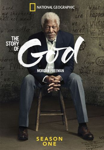 The Story of God with Morgan Freeman: Season 1 [2 Discs] [DVD] 5590108