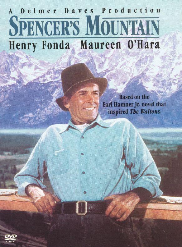 Spencer's Mountain [DVD] [1963] 5591807