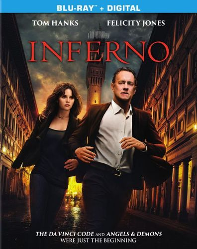 Inferno [Includes Digital Copy] [Blu-ray] [2016] 5591822