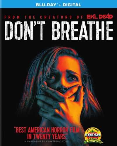Don't Breathe [Blu-ray] [2016] 5591826